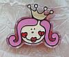 Детский блеск для губ FFleur Lipgloss (Флер Лип Глос), фото 3