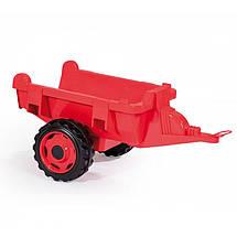 Педальний Трактор XXL від 3 років Smoby 710200, фото 3
