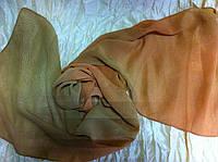 Шарф шёлк  размер  110х26 см