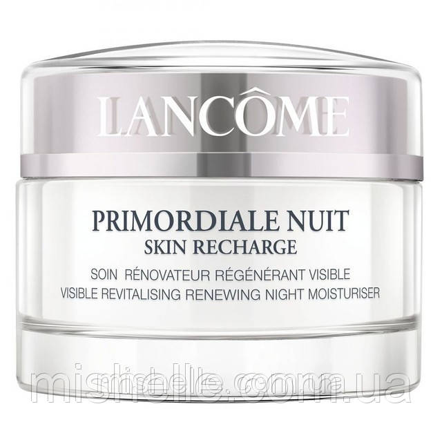 Ночной крем для лица Lancome primordiale nuit skin recharge