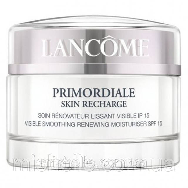 Дневной крем для лица Lancome primordiale skin recharge SPF15