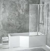Ванна акрилова INTEGRA 150*75 права Besco PMD Piramida Польща