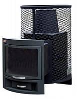 Банная печь твердотопливная KALVIS-PR5-1, объем обогрева 12-20 м3