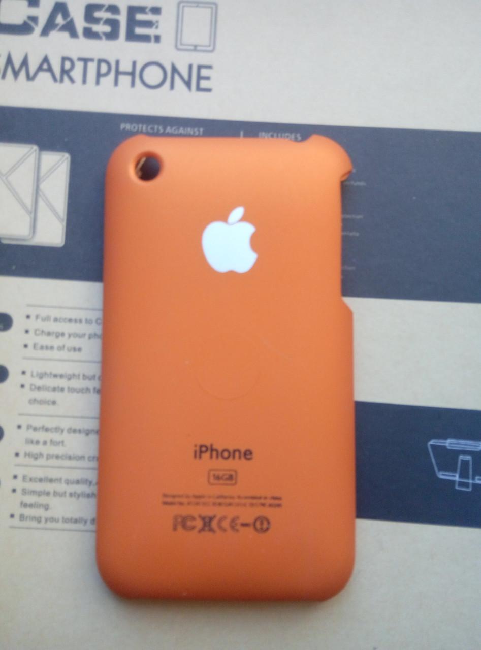 Че�ол пла��иков�й для iphone 3g3gs �ена 75 г�н к�пи��