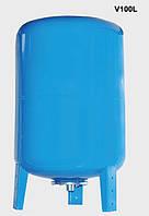 Гидроаккумулятор вертикальный 100 л