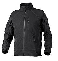 Куртка флисовая Helikon-Tex® Alpha TACTICAL - Черная