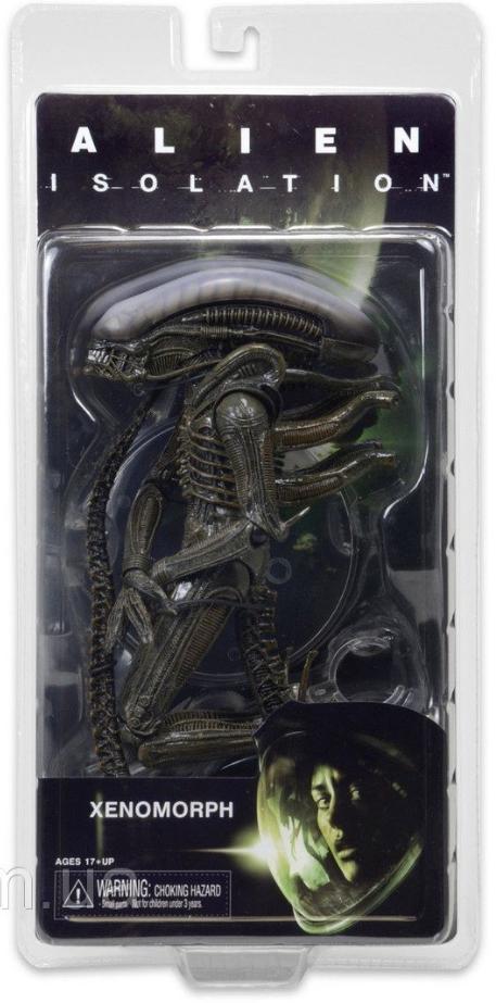 Фигурка Чужой Ксеноморф - Alien Isolation Xenomorph, Series 6, Neca