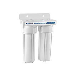 Двухступенчатый фильтр для воды (под мойку)