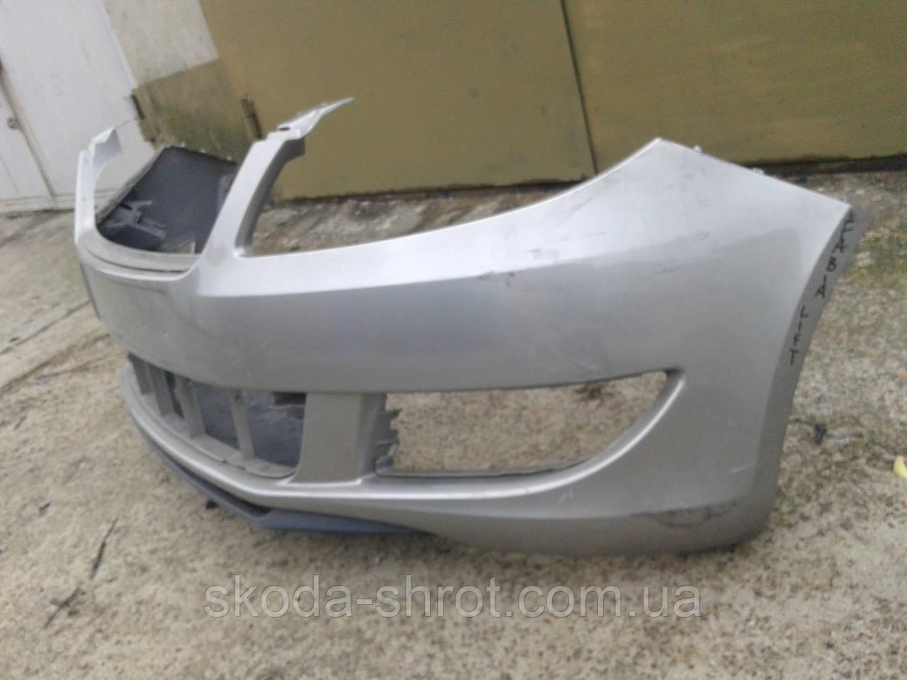 Бампер передний Фабия - II ( NEW ) 5J0 807 221 D