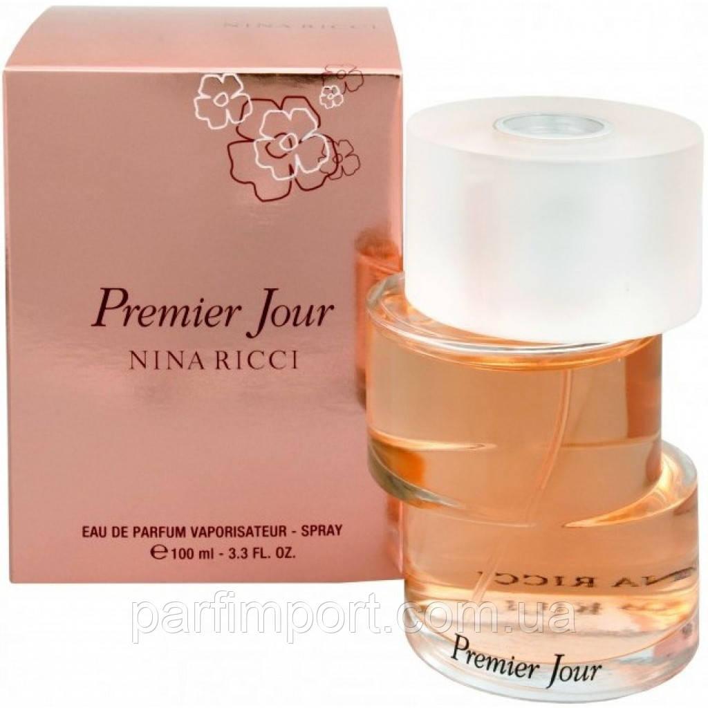 NINA RICCI Premier Jour EDP 100 ml парфумированная вода жіноча (оригінал оригінал Франція)