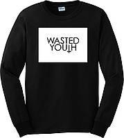 Свитшот Wasted Youth