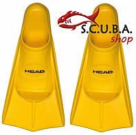 Ласты тренировочные для бассейна Head Soft, размер 35/36