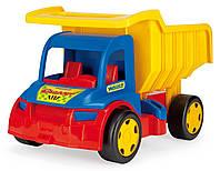 Детская машинка Грузовик Гигант Wader (вадер) (65005),