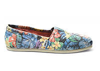 Женские TOMS Faded Tropical Women's Classics, фото 1
