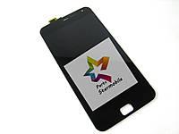 Дисплей для мобильного телефона Meizu MX4 Pro, черный, с тачскрином