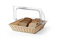 Корзинка для хлеба из полиротанга 365x335x(H)245 Hendi 426968