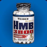 HMB 3800 120 caps Weider