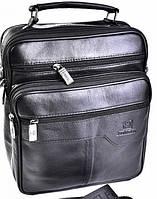 Поступление мужских сумок из натуральной кожи