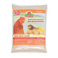 Калинка-10Н для молодняка несушки 9-17 нед. 10 кг