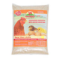Калинка-5Н для домашнiх курей-несучок вiд 17 тиж. 5 кг