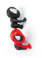 Человек паук на липучках