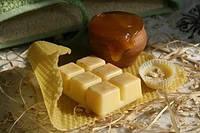 Регенерирующий твердый крем Медовый аромат