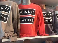 Мужской свитер, пуловер, пайт, джемпер, кофта (цвета в ассортименте) двунитка
