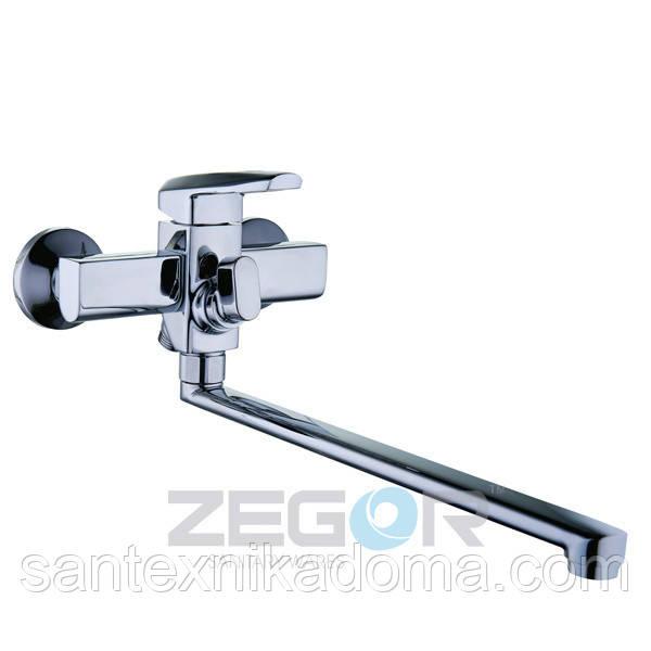 Смеситель для ванны длинный гусак, Z63- NOF7