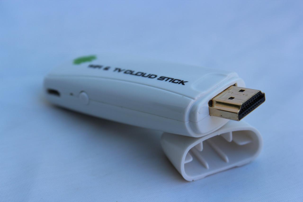 Смарт ТВ приставка-медиаплеер для ТВ HD-3 +4 Гб+HDMI+USB 2.0+microSD+OTG
