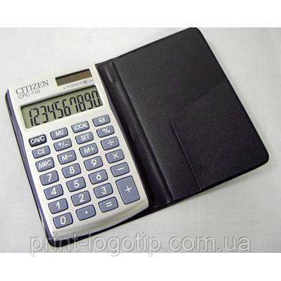 Калькуляторы с логотипом