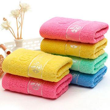 Полотенца для рук и тела