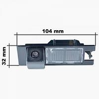 Камера заднего вида Prime-X CA-1340 Alfa Romeo, Fiat (код 523872)