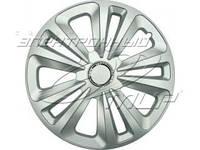 Колпаки колес Terra Радиус R15 (4шт) Jestic