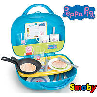 Кухня в чемоданчике Свинка Пеппа Smoby 310602