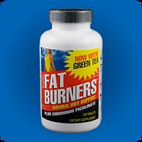 FAT Burners 120 таб. Weider