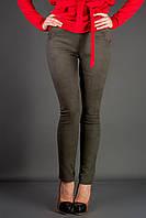 Леггинсы OLS Алан; цвета: хаки | электрик | бежевый | красный,