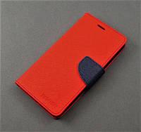Чехол книжка Goospery для Xiaomi Redmi Note 4 4pro красный