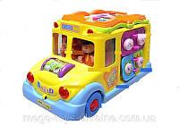 Логическая игрушка  Автобус-книга