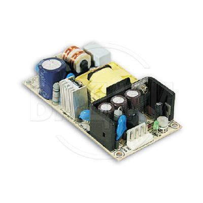 Блок питания PS-35-24, AC/DC, открытый, 24 В, 1.5 А, 36 Вт, Mean Well