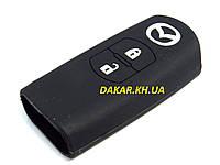 Силиконовый чехол для ключа Mazda 1094, фото 1
