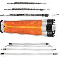 Лампы и спирали для инфракрасных обогревателей