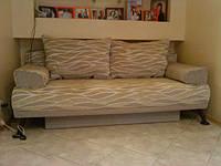 Еврокнижка.Перетяжка дивана.