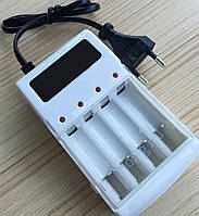 Зарядное устройство для аккумуляторных батареек АА и ААА