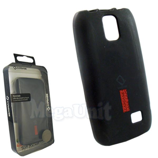 Capdase. Nokia Asha 308. Силиконовый чехол (+пленка)