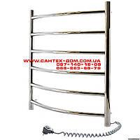 Полотенцесушители и радиаторы Navin электрический полотенцесушитель Камелия(лесенка) 450*600/6полок нерж