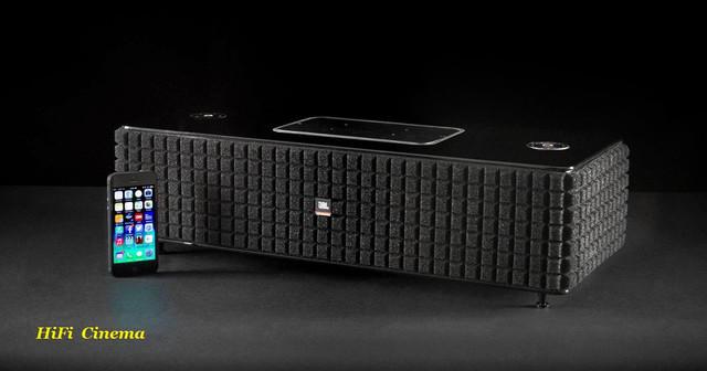 JBL Authentic L8 портативна акустична стерео система