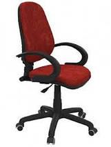 Кресло Поло 50/АМФ-5 Розана-108 красный, фото 2