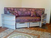 Изготовление мягкой мебели под заказ по эскизам клиента.
