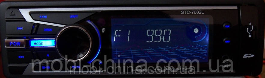 Автомагнитола STC-7002u без дисковая, mp3/sd/usb