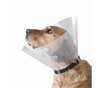 Воротник пластиковый Dog Extremе для собак и кошек, Collar, 38-44/20 см 1563